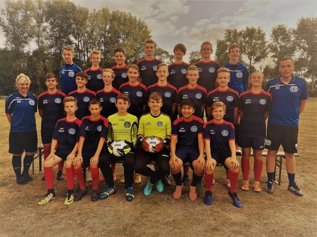 Fussball Sv Molkau 04 C Jugend